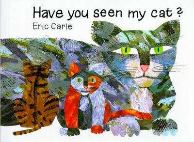 Have You Seen My Cat?   1991 9780887080548 Front Cover