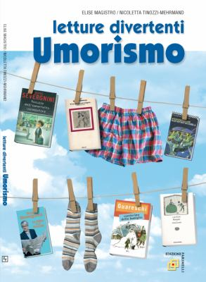 Umorismo (Letture Divertenti)  2010 (Student Manual, Study Guide, etc.) 9780982484548 Front Cover
