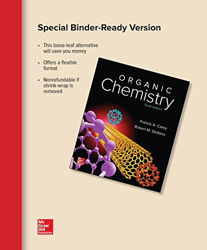 ORGANIC CHEMISTRY (LOOSELEAF)           N/A 9781259626548 Front Cover