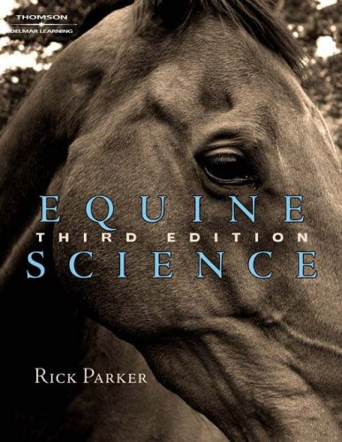 Equine Science  3rd 2008 (Revised) 9781418032548 Front Cover