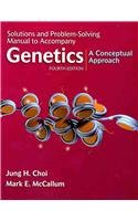 Genetics A Conceptual Approach 4th 2011 edition cover
