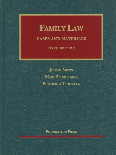 Family Law  6th 2012 (Revised) edition cover