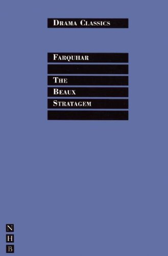 Beaux Stratagem  N/A edition cover