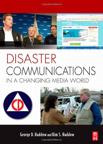 Disaster Communications in a Changing Media World   2009 edition cover