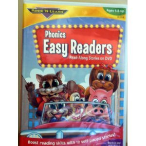 Phonics Easy Reader  2005 edition cover