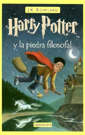 Harry Potter and the Sorcerer's Stone   2001 edition cover