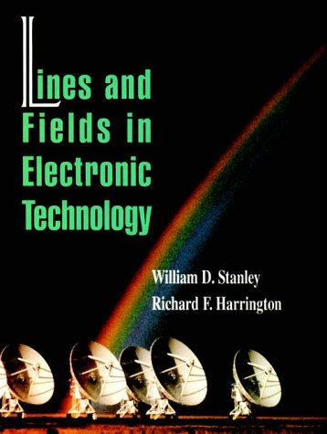 Lines and Fields in Electronic Technology   1995 edition cover