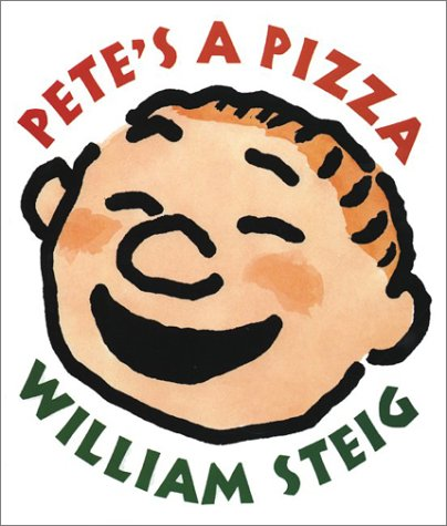 Pete's a Pizza   2007 edition cover