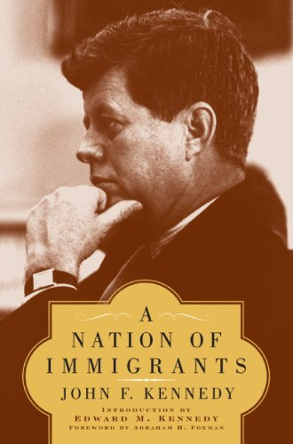 Nation of Immigrants  N/A edition cover