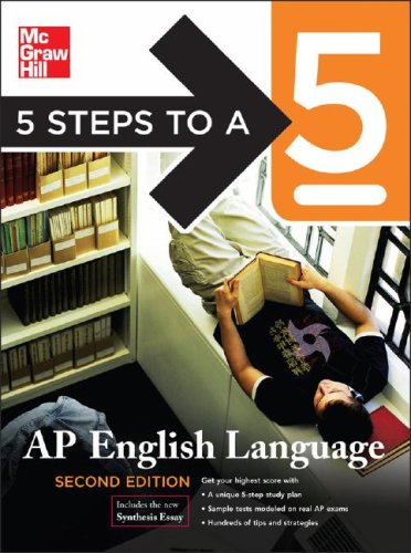 AP English Language  2nd 2007 (Revised) 9780071488549 Front Cover