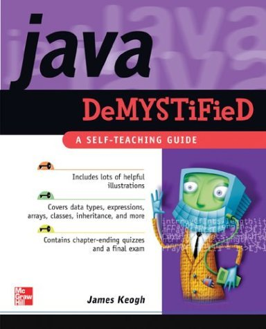 Java Demystified   2004 edition cover