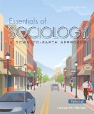 Essentials of Sociology  11th 2015 9780133803549 Front Cover