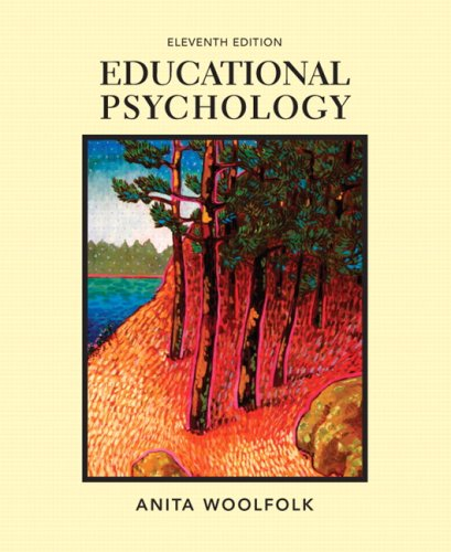 Educational Psychology  11th 2010 edition cover