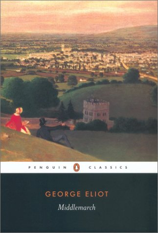 Middlemarch   2003 (Revised) edition cover