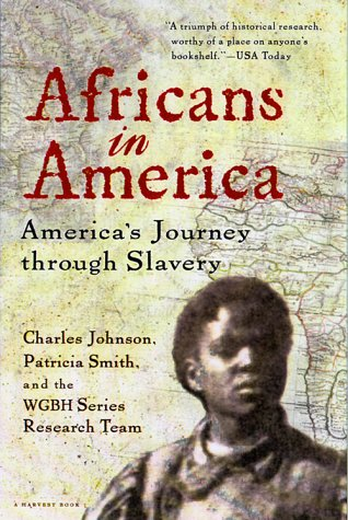 Africans in America America's Journey Through Slavery  1998 edition cover