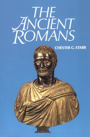 Ancient Romans  N/A 9780195014549 Front Cover