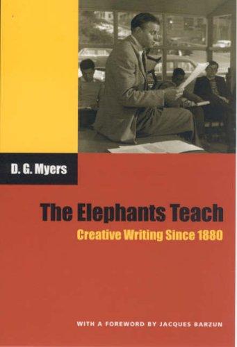 Elephants Teach Creative Writing Since 1880  2006 edition cover