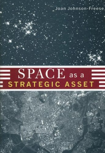 Space as a Strategic Asset   2007 9780231136549 Front Cover