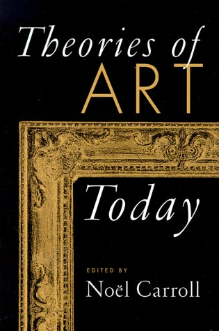 Theories of Art Today   2000 edition cover