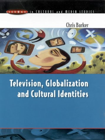 Television, Globalization and Cultural Identities   1999 edition cover