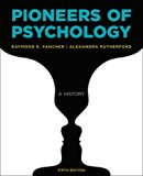 Pioneers of Psychology:   2016 9780393283549 Front Cover