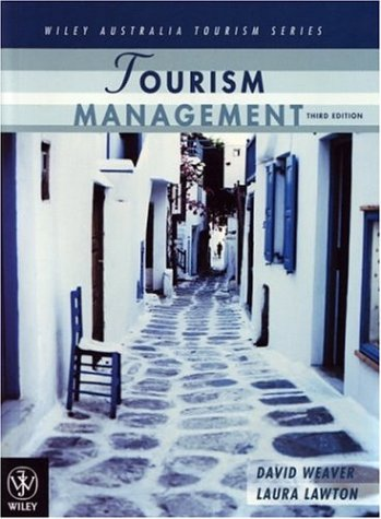Tourism Management  3rd 2006 (Revised) edition cover