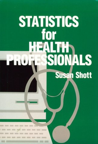 Statistics for Health Professionals  N/A edition cover
