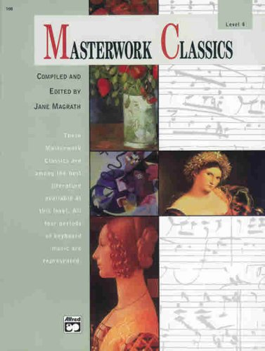 Masterwork Classics Level 4, Book and CD  1988 edition cover