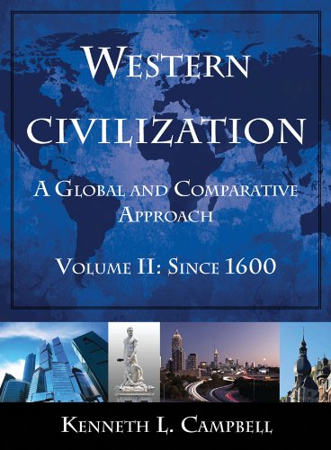 Western Civilization A Global and Comparative Approach, Since 1600  2013 edition cover