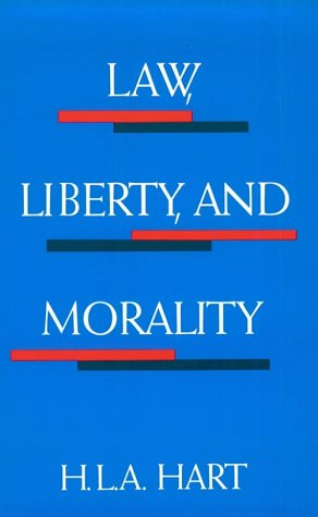 Law, Liberty, and Morality   1963 edition cover