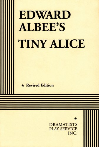 Tiny Alice  N/A edition cover