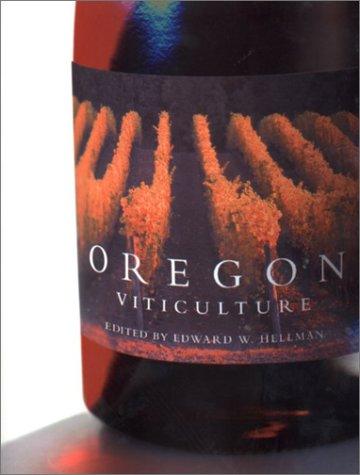 Oregon Viticulture   2003 edition cover