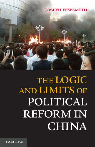 Logic and Limits of Political Reform in China   2013 edition cover