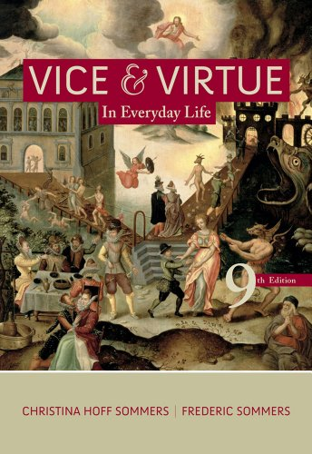 Vice and Virtue in Everyday Life  9th 2013 edition cover