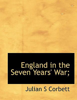 England in the Seven Years' War;  N/A edition cover