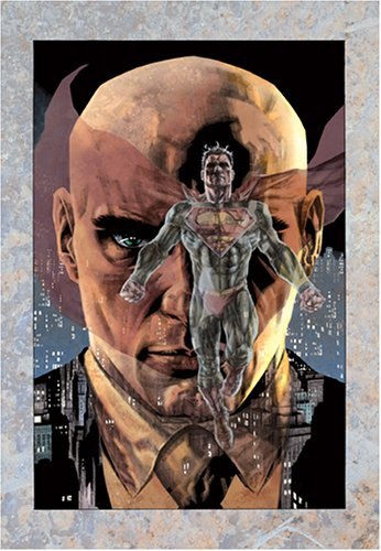 Lex Luthor - Man of Steel   2005 (Revised) edition cover