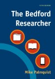 The Bedford Researcher:   2014 edition cover