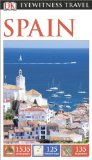 Eyewitness Travel Guide - Spain  N/A edition cover