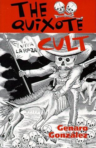 Quixote Cult   1998 edition cover