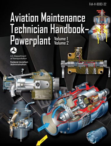 Aviation Maintenance Technician Handbook-Powerplant  N/A edition cover