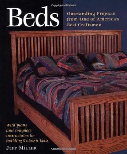 Beds Outstanding Projects from One of America's Best Craftsmen  1999 edition cover