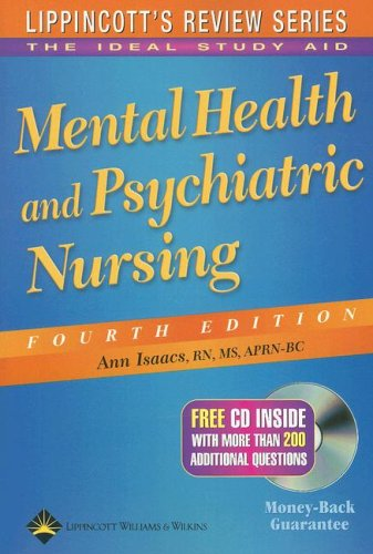 Mental Health and Psychiatric Nursing  4th 2005 (Revised) edition cover