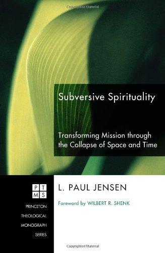 Subversive Spirituality  N/A edition cover
