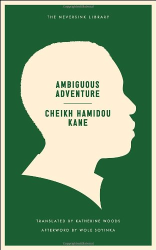 Ambiguous Adventure   2012 edition cover