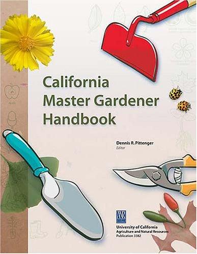 California Master Gardener Handbook  N/A 9781879906549 Front Cover