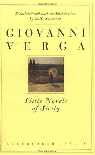 Little Novels of Sicily  3rd edition cover