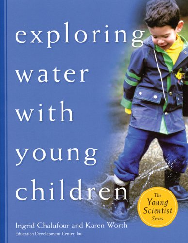 Exploring Water with Young Children   2005 9781929610549 Front Cover