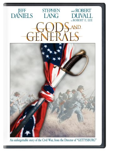 Gods and Generals System.Collections.Generic.List`1[System.String] artwork