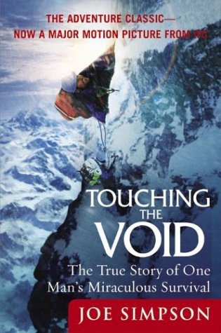 Touching the Void   2004 edition cover