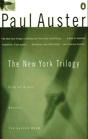 New York Trilogy   1986 edition cover